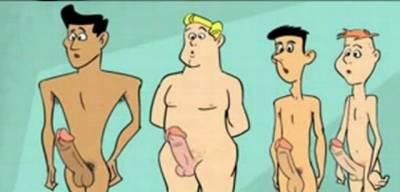Мультфильм про геев